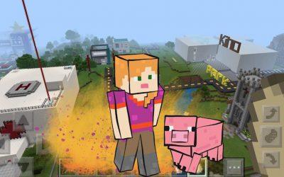 Kreasjon lanserer Minecraft E-Læring for lærere i aug 2020
