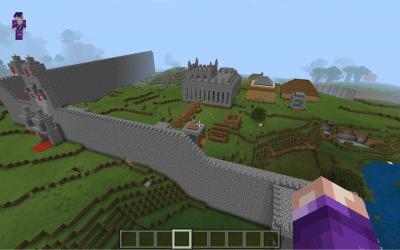 Tidsreise med Minecraft