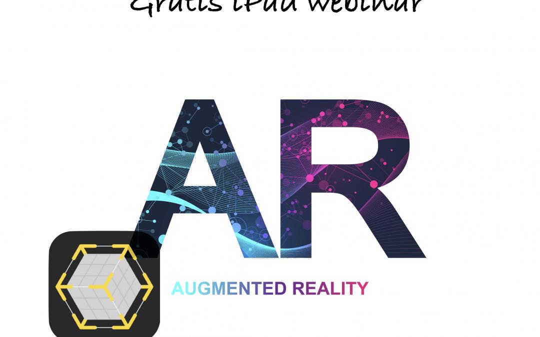 AR Webinar med Reality Composer onsd. 19.08 kl 19