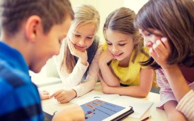 iPad som verktøy i begynneropplæringa