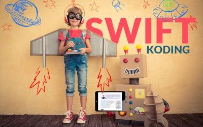 Programmering i skolen med SwiftPlaygrounds