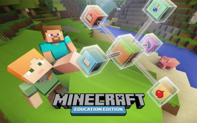 Inspirerende Minecraftarrangement for barn og foresatte!